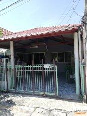ขายบ้านเดี่ยว หมู่บ้านนันทวันเซนต์ 2  ถนนสังฆสันติสุข หนองจอก กรุงเทพฯ
