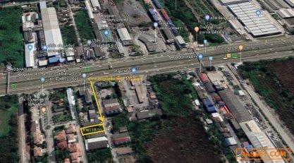 ขายที่ดิน คลองหนึ่ง ปทุมธานี ใกล้ถนนพหลโยธินเพียง 100 เมตร เนื้อที่ 119 ตรว. สนใจติดต่อ 086 327 1289