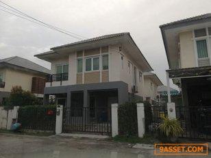 ขาย/ให้เช่า บ้านแฝด ทรงบ้านเดี่ยว หมู่บ้าน เนเซอร่า วารี ปิ่นเกล้า-พระราม5 ใกล้เซ็นทรัล เวสท์เกต