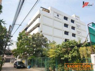 ขายอาคารออฟฟิศสำนักงาน 6 ชั้น แยกรัชดา-ลาดพร้าว เนื้อที่ 78.5 ตร.ว.