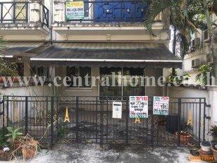 ขายทาวน์โฮม บ้านกลางเมือง เดอะปารีส พระราม9 - รามคำแหง (หลังมุม) หัวหมาก บางกะปิ