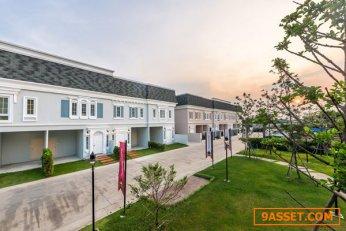 ส่งต่อทาวน์โฮม 3 ห้องนอน 2 ห้องน้ำ ราคา 2.34 ล้าน ทำเลดีที่สุด โครงการบริติชเพลส สาย 5 ขายถูกกว่าโครงการ 1 แสนบาท!