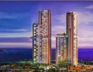 ขายคอนโด-The-Riviera-Wongamat-พัทยาเหนือ-31.65-ตร.ม.-ชั้น-10-วิวสระน้ำ-ตกแต่งด้วยเฟอ
