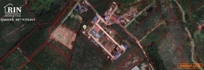 R051-025 ขายที่ 63 ตรวา  มาบข่า นิคมพัฒนา  ระยอง เหมาะสำหรับสร้างบ้าน 087-935-6465 คุณเบสธ์