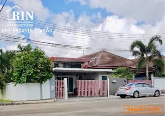 R 117-006 ขายด่วนบ้านสวย คุณภาพดี โครงการเดอะนิชกาญจนทรัพย์ (บ้านพรุ)อ. หาดใหญ่ จ. สงขลา 093-5824519 คุณแก้ว