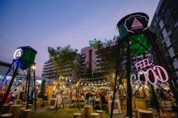เซ้ง!! พื้นที่ทำร้านอาหาร พร้อมโครงสร้าง @ซอยพหลโยธิน50 ( ถนนเทพรักษ์ แขวงอนุสาวรีย )