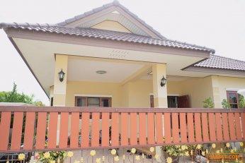 ขายบ้านมือสองโดยเจ้าของเองค่ะ บ้านชั้นเดียว หมู่บ้านแสนสุข โพธาราม ราชบุรี