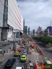 ให้เช่าระยะยาว 30 ปี ริมถนนเจริญนคร เนื้อที่ 190 ตารางวา กว้าง 24 เมตร ลึก 33 เมตร