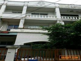 ขายอาคารพาณิขย์ 20 ตรว. ซอยคู้บอน3 ถนนคู้บอน รามอินทรา คันนายาว กรุงเทพมหานคร  ติดต่อ คุณหนึ่ง 0816711008