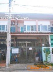 R040-12 ขายด่วน ทาวน์โฮม 2 ชั้น หมู่บ้านเดอะเน็กซ์ บึงวรกิจ ชลบุรี สวย คุ้มค่า 063-639-1563 คุณอร