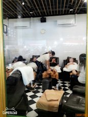 เซ้ง!! ร้านนวดเท้า พร้อมอุปกรณ์ @ตลาดรถไฟรัชดา อยู่หลังเอสพานาด