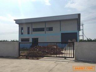 ขาย ให้เช่าโกดัง /โรงงานสร้างใหม่ ในโครงการ Platinum Factory แพลตตินั่ม แฟคตอรี่ 3 พื้นที่ 500 ตรม. (A12) ถนนศาลายา -บางเลน