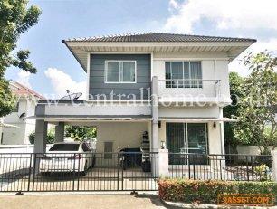 ขายบ้านเดี่ยว 50.8 ตร.ว. หมู่บ้าน เพอร์เฟค พาร์ค รังสิต ( Perfect Park Rangsit )