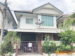 ขาย บ้านเดี่ยวหมู่บ้านเฟื่องฟ้า 2 ช่างอากาศอุทิศ 10 ดอนเมือง