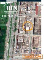 ขายถูกอาคารพาณิชย์ 3 คูหา ติดถนนใหญ่ลำลูกกา ใกล้ BTS คูคต 086-5685-191