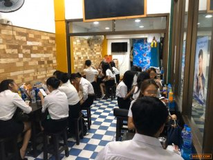 เซ้ง‼️ ร้านอาหารตามสั่ง+ก๋วยเตี๋ยว @ใกล้ ม.หอการค้าไทย