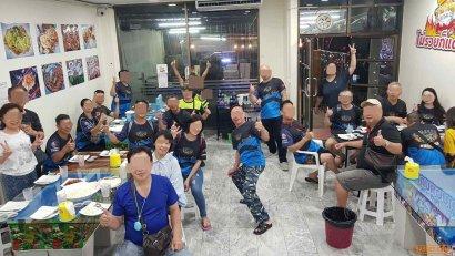 เซ้ง!! ร้านอาหารซีฟู้ด ย่านทาวน์อินทาวน์ @บนถนนอินทราภรณ์ (ตึก4ชั้น)