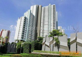คอนโด ลุมพินี พาร์ค รัตนาธิเบศร์ - งามวงศ์วาน ตึก E