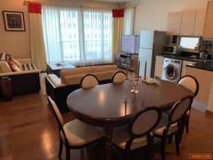 ให้เช่าและขาย คอนโด The Address Chidlom (ดิ แอดเดรส ชิดลม) เดินทางสะดวกสบาย พื้นที่ 80 ตรม. 2 ห้องนอน 2 ห้องน้ำ ชั้น14 เฟอร์นิเจอร์ครบ พร้อมเข้าอยู่ทันที