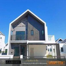 ขายดาวน์-บ้านเดี่ยว-100,000-บาท-บ้านสไตล์นอร์ดิก-โครงการ-Norden-Barn-Habita-Maejo-เชี�