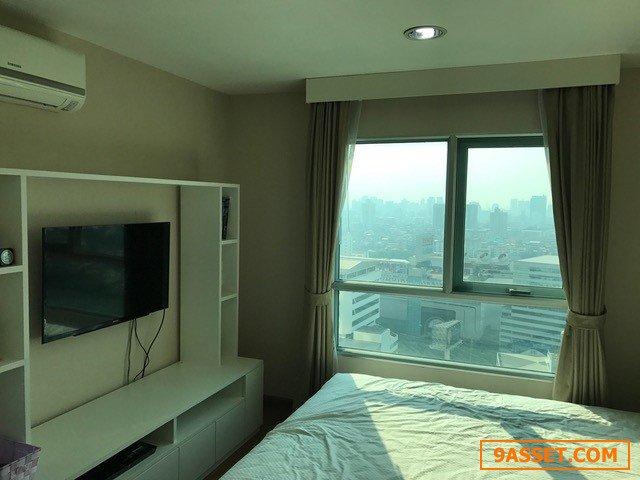 ขายคอนโด Belle Grand Rama9 (For Sell), 21 floor(ชั้น 21) ราคาพิเศษ!