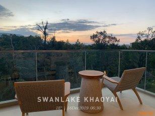 ขายคอนโด Swan Lake Khaoyai  วิวสวย ด้วยบรรยากาศทะเลสาบ