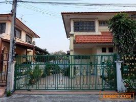 2 Storey Single House @ Chalorm Prakiat 54