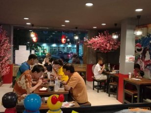เซ้ง!! ร้านซูชิ-อาหารญี่ปุ่น ย่านชุมชนฝั่งธน @แขวงบางแวก กทม