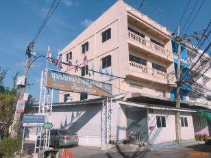 ขายอาคารพาณิชย์ 4 ชั้น 2 คูหา หมู่บ้านณัฐกานต์ 5 ซอย 3 บางเขน กรุงเทพฯ