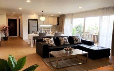 ให้เช่า Serviced Apartment ,PPR VILLA Serviced Apartment เอกมัย ซอย 10 แยก 6 ห่าง BTS เอกมัย เพียง 10 นาที ขนาด 120 ตร.ม 2 ห้องนอน 2 ห้องน้ำ   ที่ตั้ง : เอกมัย ซอย 10 แยก 6 คลองตันเหนือ เขต วัฒนา กรุงเทพมหานคร 10110