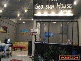 เซ้งกิจการเกตเฮาส์  Sea sun house@cha-am