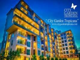 City Garden Tropicana Pattaya - Wong Amat ซิตี้ การ์เด้น ทรอปิคาน่า วงศ์อมาตย์