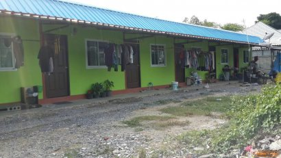 ขายห้องเช่าพร้อมที่ดิน ซอยบุญมาเลิศ-ฮาซัน มีนบุรี กรุงเทพฯ
