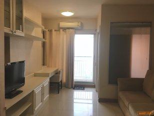 ให้เช่าห้องสวยวิวแม่น้ำ แบบ1ห้องนอน ชั้น28 ราคาเพียง 9,500 บาทเท่านั้น