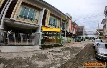 ขายทาวน์โฮมน์ 2 ชั้น 20 ตร.ว. หมู่บ้านอาร์เคพาร์ค ถนนรามอินทรา มีนบุรี กรุงเทพฯ