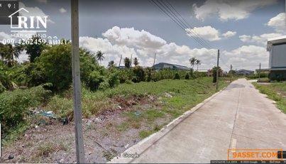 ขายถูก ที่ดินเปล่า ถนนบางคูลัด วัดพระเงิน พื้นที่ 157 ตารางวา 099-4262459 ฐิติมา