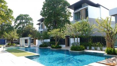 บ้านเดี่ยวติดทะเล Nirvana Beyond @beach Pattaya