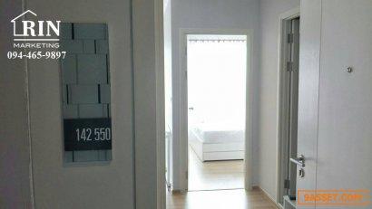 ขายห้องวิวสวย ราคาถูกที่สุดในโครงการ  คอนโด ฟิวส์ เซนเซ่ บางแค (Fuse Sense Bangkhae) ห้องบิวท์อินโครงการและเฟอร์นิเจอร์