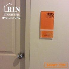 R072-179 ขายคอนโด เดอะ พาร์คแลนด์ ไลท์ สุขุมวิท-ปากน้ำ 1 ห้องนอน 1 ห้องน้ำ ตึก A ชั้น 10 Ao 092-952-2861