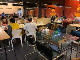 เซ้ง!! ร้านอาหาร พร้อมอุปกรณ์ @อาคาร U-center 1 ซอยจุฬา42 (ม.จุฬา)