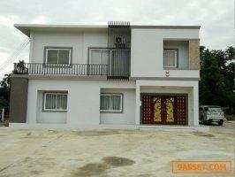 บ้านเดี่ยว 2 ชั้น พร้อมที่ดิน ที่ 5 ไร่ 1 งาน พุแค สระบุรี  เจ้าของขายเอง 0821976530