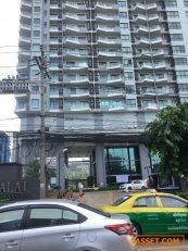CM03401 ขายพร้อมผู้เช่า คอนโด ศุภาลัย พรีเมียร์ ราชเทวี Supalai Premier Ratchathewi คอนโดมิเนียม ถนนเพชรบุรีตัดใหม่