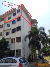 ขายอาคารชุดบ้านเอื้ออาทร บางบัวทอง1 ขนาด 33.44 ตรม. พร้อมอยู่ อาคาร 27 ชั้น 5