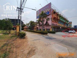 R008-81 ที่ดิน ถมแล้ว หมู่บ้านออมไทย ถนนพุทธมณฑลสาย 7 เชษฐ์ 094-251-7445