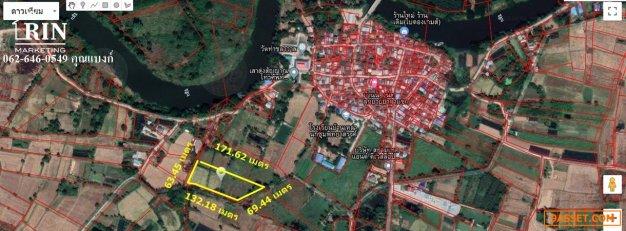 ขายที่ดิน เนื้อที่ 5 ไร่ 28.4 ตารางวา ต.ดอนหัน  อ.เมืองขอนเเก่น  จ.ขอนเเก่น 062-646-0549 คุณเเบงก์