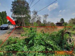 ขายที่ดิน แปลงสวย ทำเลดี ใกล้ตลาดลาดหญ้า ต.ลาดหญ้า อ.เมือง จ.กาญจนบุรี