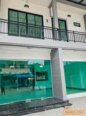 ขายอาคารพาณิชย์ 3 ชั้น 2 คูหา อ.เมือง จ.ระยอง ซอยข้างห้าง Passione แหลมทอง