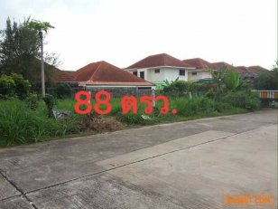 ขายที่ดิน ปลูกบ้าน นาเกลือ เมืองพัทยา อำเภอบางละมุง ชลบุรี 20150 เนื้อที่ 88 ตรว