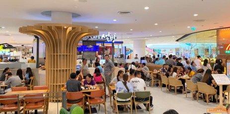 เซ้ง!! ร้านบิงซู-ขนมหวาน นำเข้าจากเกาหลี @Central Plaza WestGate (ชั้น3)