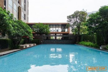 Sale 1.95 MB The Key Sathorn-Ratchapruek 30 sq.m. condo Near BTS Wutthakat, 15 mins to Sathorn